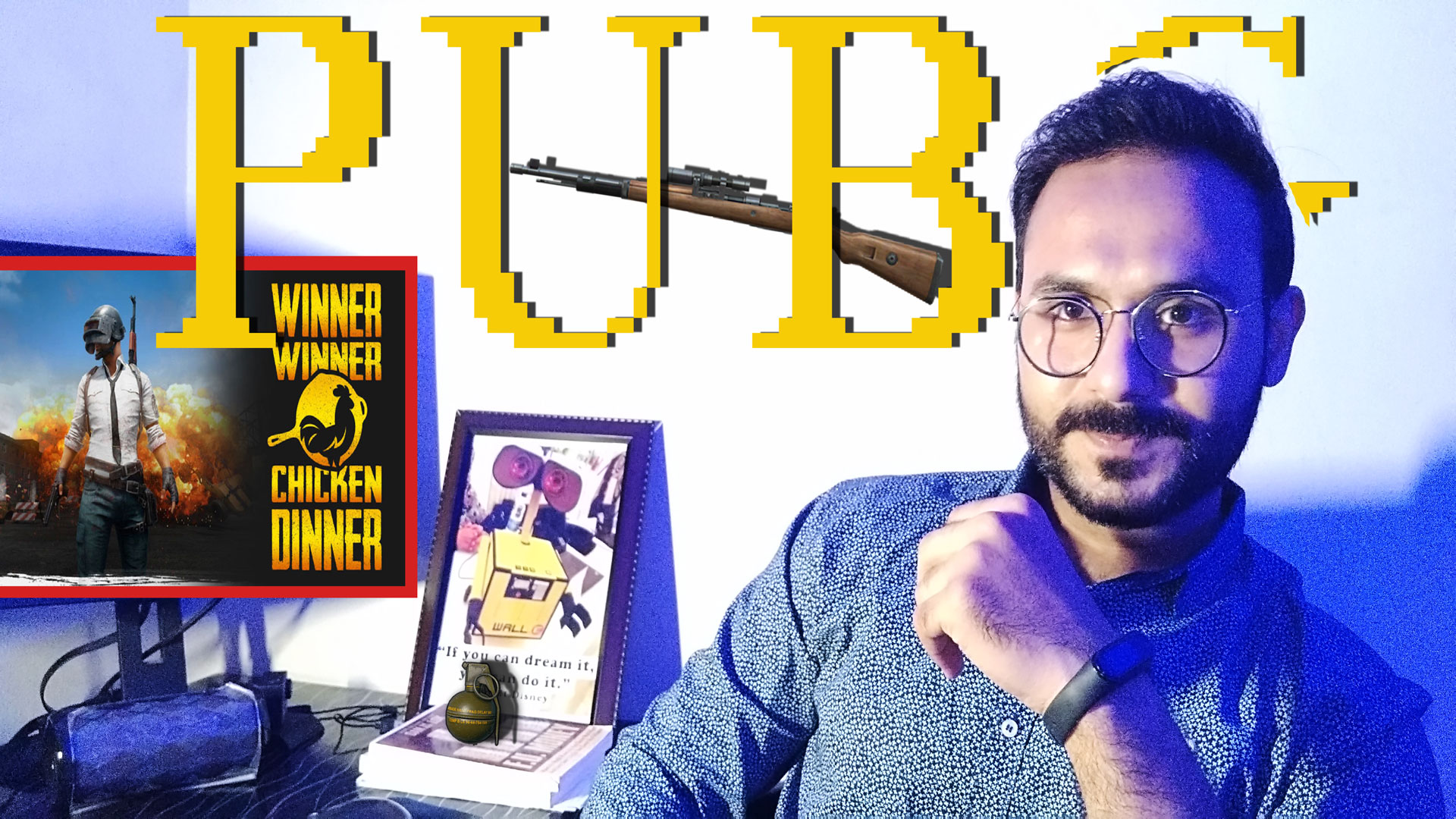 My-first-PUBG-mobile-experience-and-chickendinner-youtube
