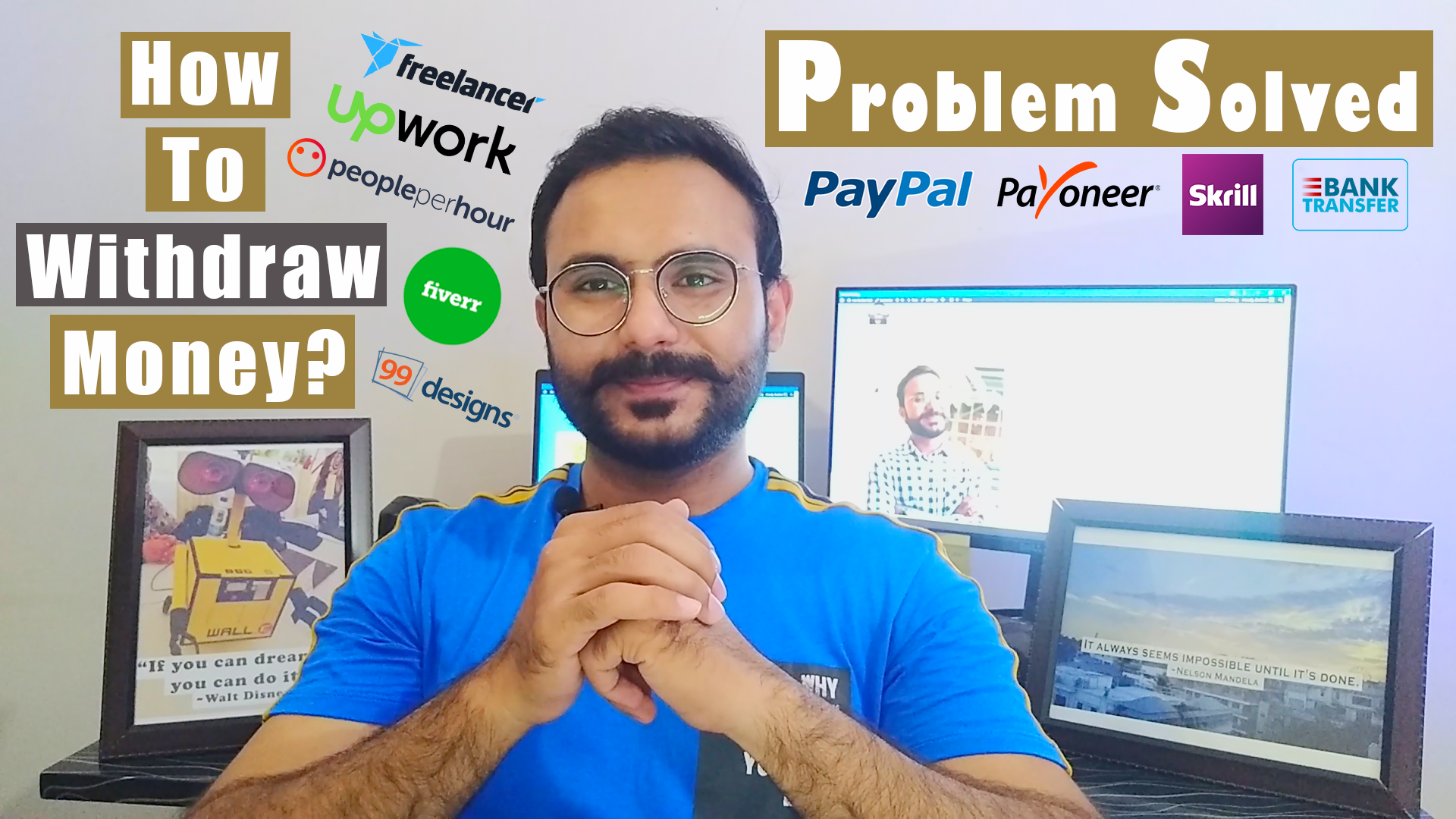 Freelancing Payment Methods in Pakistan | How to Receive International Payments in Pakistan | Solved